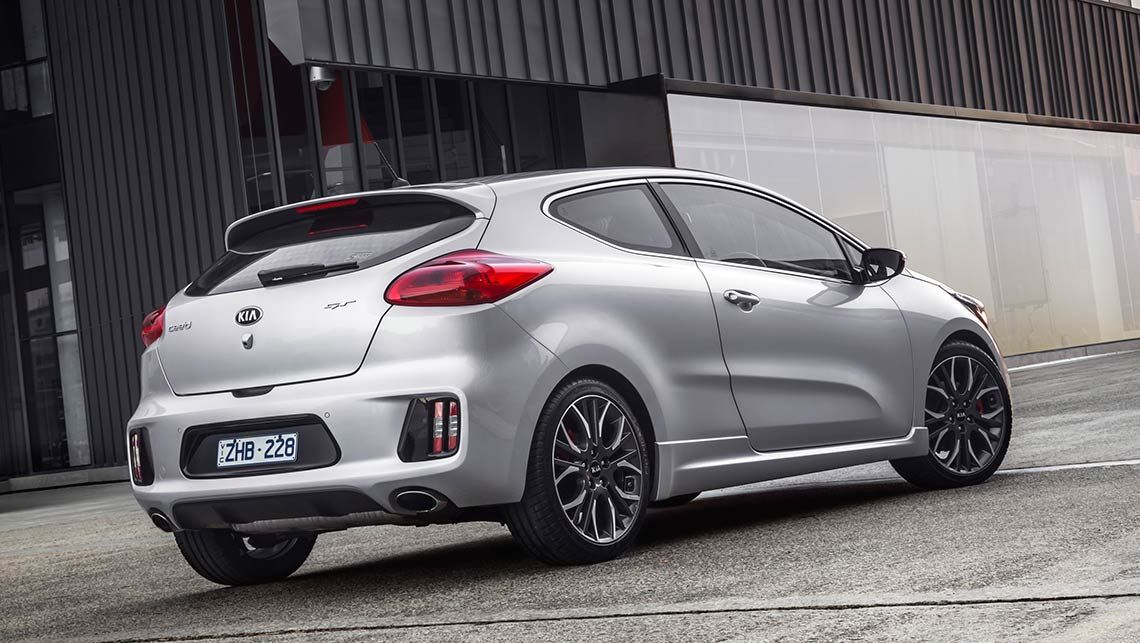 Kia Proceed-GT back