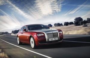 Rolls-Royce Ghost Series II cover