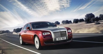 Rolls-Royce Ghost Series II cover