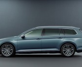 Up Goes The Passat Variant
