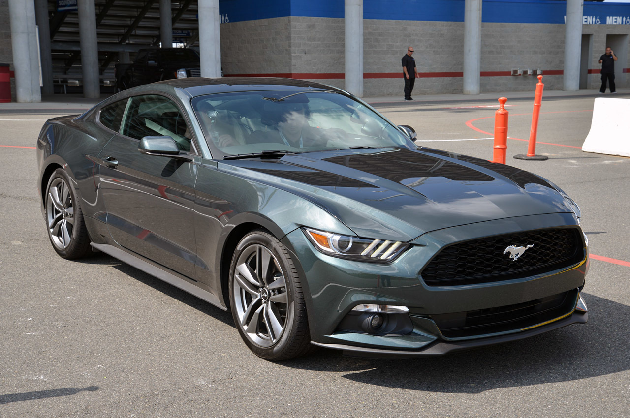 2015 ford mustang ecoboost power returns