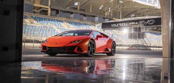 2020 Lamborghini Huracan Evo First Drive