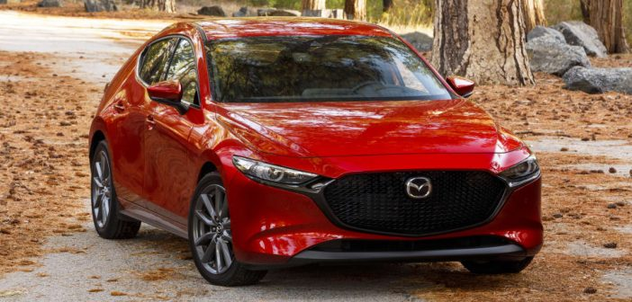 2019 Mazda 3  Sedan First Drive: Pelvic Thrust Upmarket