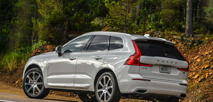 2019 Volvo XC60