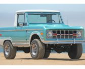 The Original Ford Bronco Is a Vehicle Which Combines the Best of Both Worlds