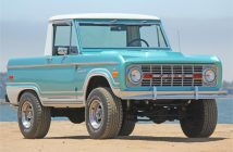 Ford Bronco 1970