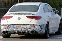 2020 Mercedes CLA45