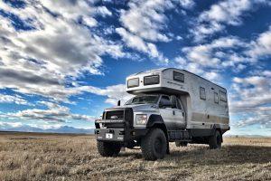 EarthRoamer XV-HD Super Camper