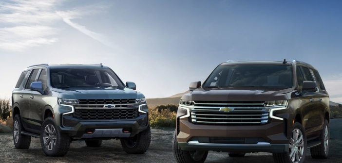 2021 Chevrolet Tahoe and Suburban: 7 T1 Tech Highlights