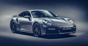 What Comes With the 2021 Porsche 911 Turbo S's Sport Design Package?