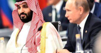 Saudi-Russia Oil Price