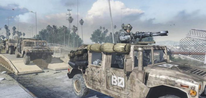 AM General Loses Humvee Lawsuit Against 'Call of Duty' Video Game Developer