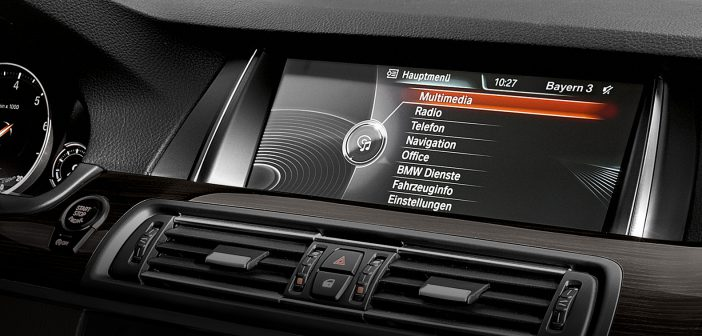 BMW Software Updates Will Enable Owners to Add Options After Purchase