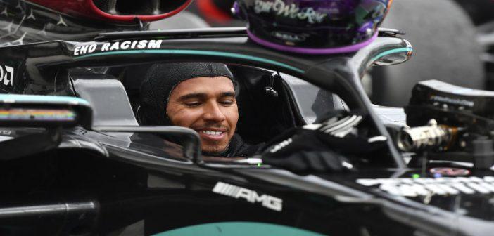 Lewis Hamilton wins 8th Hungarian Grand Prix to equal Schumacher's record