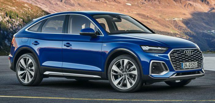 2021 Audi Q5 Sportback First Look