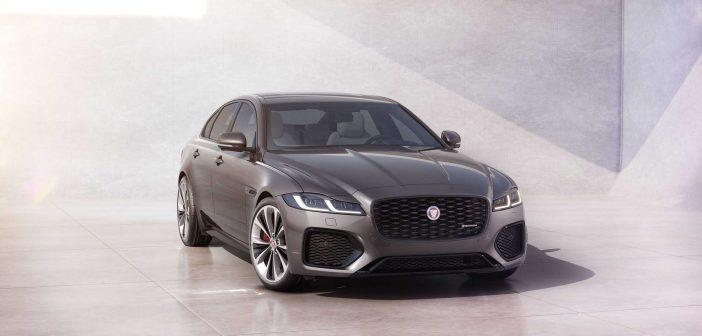 2021 Jaguar XF First Look