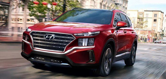 2021 Hyundai Santa Fe Gets Makeover