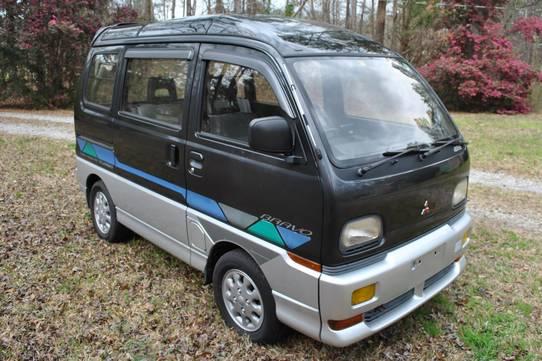 Mitsubishi Bravo Microvan