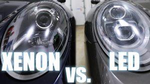 Xenon -vs-LED